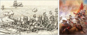 Barcelona 1714 + coronela