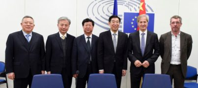 EP-061206A_Interparlementary meeting EU - China