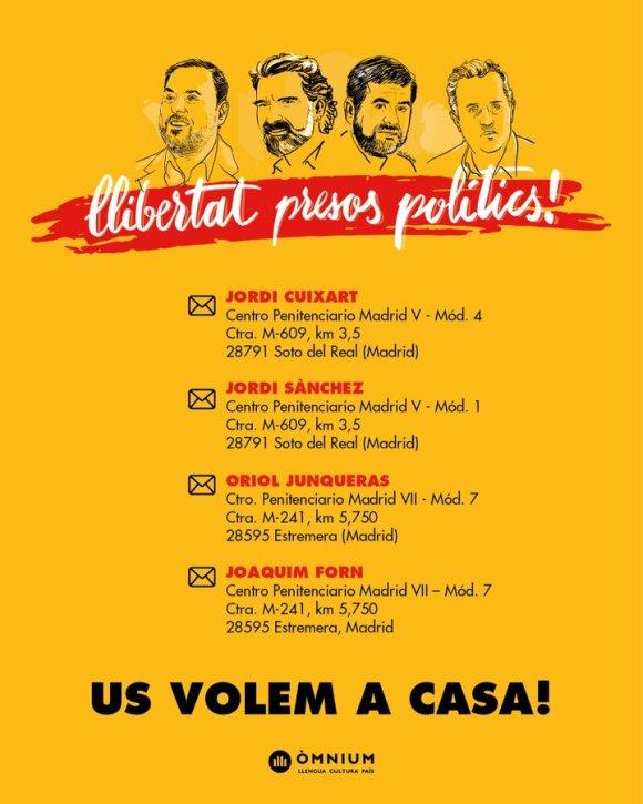 presos politics