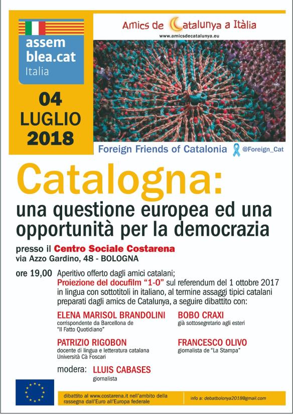 debat Bolonya