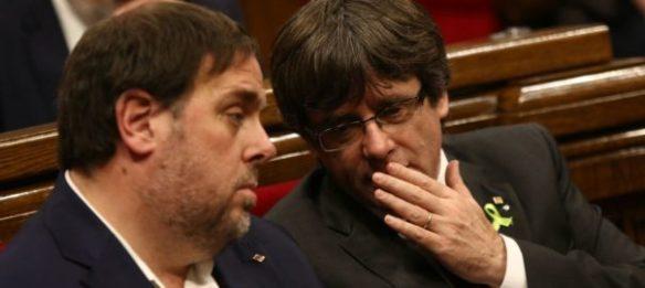 Junqueras-Puigdemont