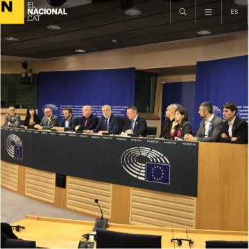 Piattaforma Dialogo UE-Catalunya